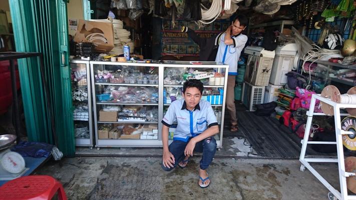 Service AC Pamulang Murah